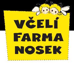 Logo Včelí farma Nosek